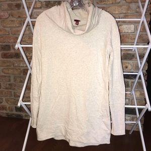 Target Merona Cowlneck Sweater